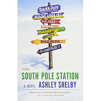 South Pole Station, by Shelby